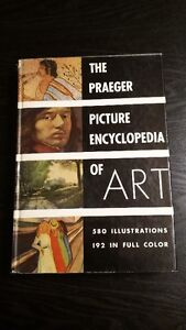 The Praeger Picture Encyclopedia of Art