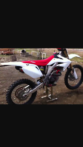 Looking for a cheap dirt bike