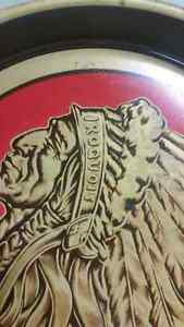 Vintage. Old Iroquois beer tray. London Ontario image 2