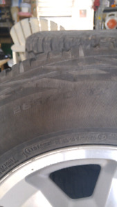 Oem gmc rims and tires