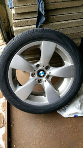 BMW FACTORY ALLOYS-- UR JUST STEALING FROM ME!!