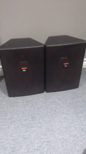 Jbl control 23 25 and 28t speakers