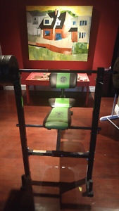 Weight Bench $40