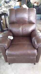 Palliser all leather lift chair