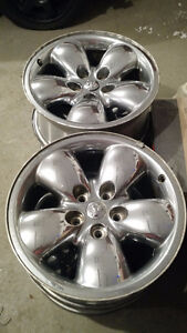 "20"" Factory Dodge Ram rims"
