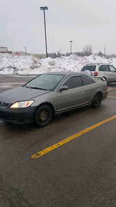 2005 Civic - Manual