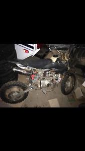 Loncin 100 cc dirt bike