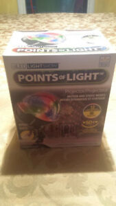 NEW Points of Light Projector- NEVER BEEN USED!