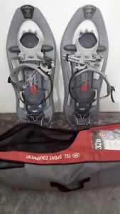 TSL 328 Excursion Snowshoes with Bag