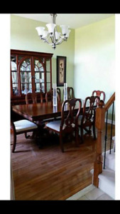 Dining Room set for sale. $900 Firm