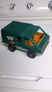 Fisher Price 1977 T.V Van