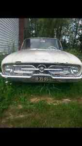 1960 ford Frontenac