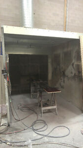 Painer Spray Booth, Spray Cabin