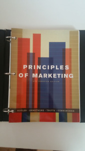 Principles of Marketing, 9th Canadian Edition