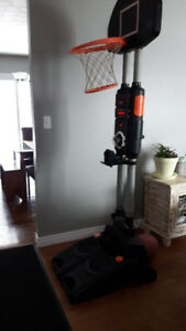 Nerf Showtime Hoops Interactive Indoor Gaming System