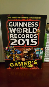 [Gamer's Edition]  Guinness World Records 2015