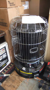 large portable kerosene heater in new cond