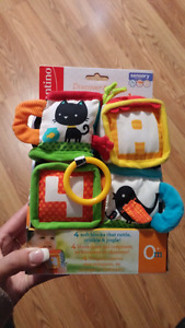 Infantino Soft Blocks