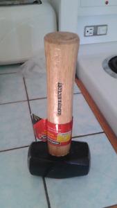 Sledgehammer 4 pounds. Brand new.