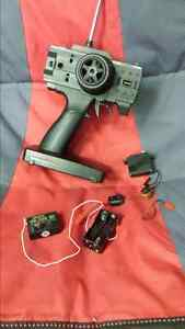 R/C 2 Channel Controller