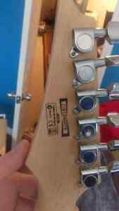 Selling with case Ibanez GIO