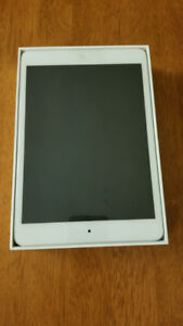 APPLE IPAD MINI 2ND GEN 16GB, WI-FI ONLY, SILVER-NEW OPEN BOX