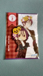 ANIME Free! Eternal Summer Official Rin Birthday Party Charm