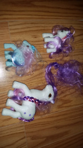 Small pony lot