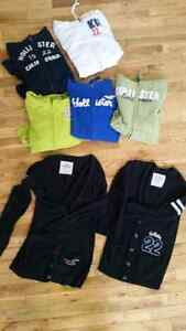 LARGE LOT OF HOLLISTER CLOTHES
