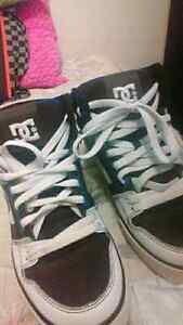 DC shoes size 9.5 basically brand new
