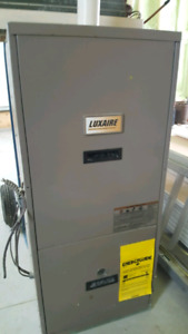 Luxaire Furnace and Air Conditioner