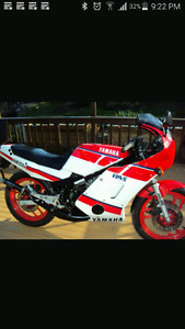1986 rz350 reproduction decals full kit