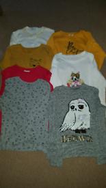 Girls clothing bundle age 9 to 10