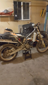 Looking for a cylinder for a 2006 Rm 125