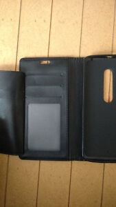 Moto X Play with Wallet Case and Screen Protector Peterborough Peterborough Area image 3