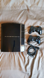 PlayStation 3 60 GB Bundle (RARE BACKWARDS COMPATIBLE MODEL)