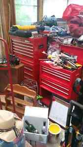 Large tool chest
