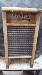Washer board
