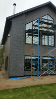 Exterior Finishing