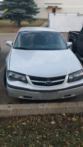 *LOWERED PRICE **MECHANIC SPECIAL* as is Chevy Impala 2003