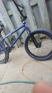 Federal bmx custom with bsd free coster 600 obo