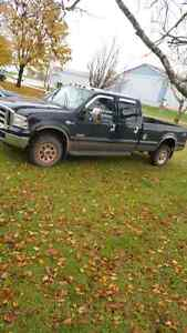 2006 king ranch f350 4x4 clean