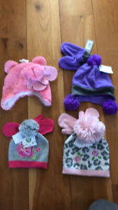 New! Infant/toddler 2 piece hat and gloves sets