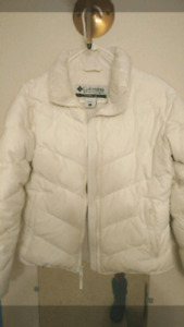 Columbia down filled jacket