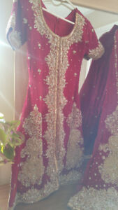 Bridal lehenga (designer) - make an offer today!