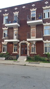 Great Location:  Plateau - 4 1/2 rooms - July 1st