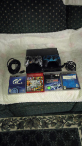 Ps3  console games and wires