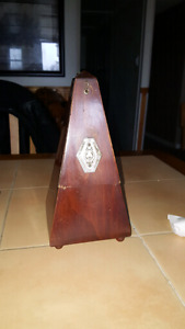 Vintage metronome for sale.