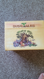 Kids Bushtales books and audiobook