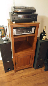 Entertainment/Sound System Stand/Cabinet
